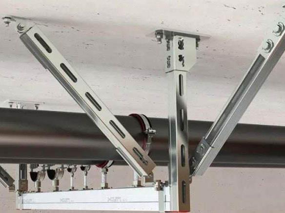 抗震支架組合安裝時需注意?
